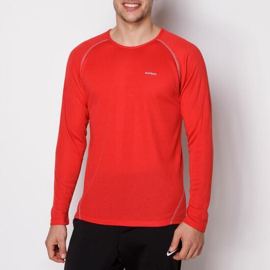 Camiseta Interior BORIKEN Rojo Hombre