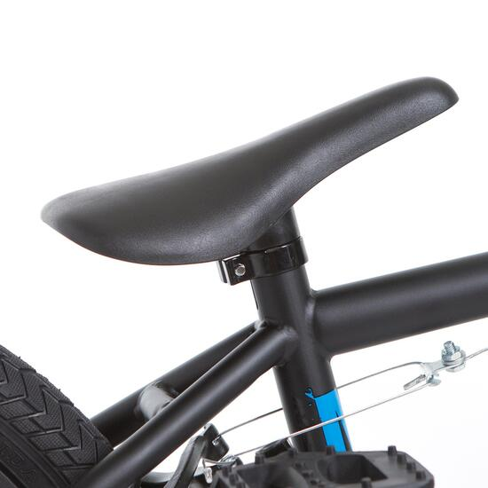 Bicicleta BMX MÍTICAL Niño Negra