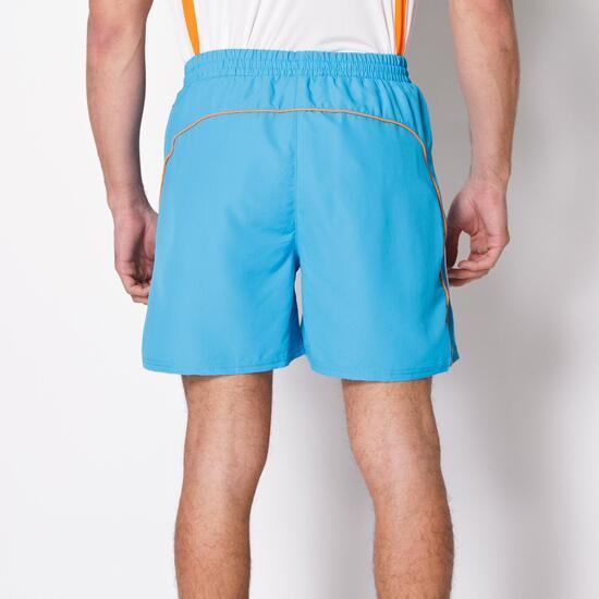Pantalón Corto Tenis PROTON Azul Hombre