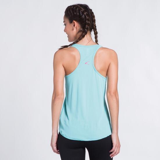 Camiseta Nadadora ILICO Turquesa Mujer