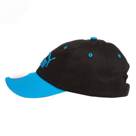 PUMA BIG CAT Gorra Casual Negro Azul Niño