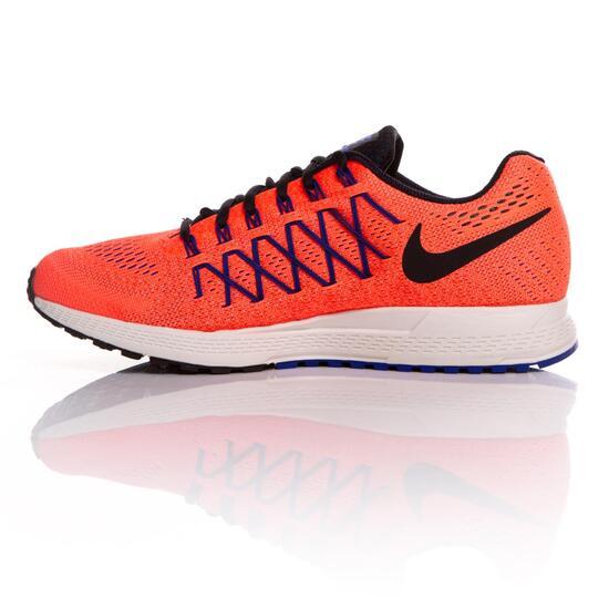 NIKE AIR ZOOM PEGASUS Zapatillas Running Naranja Hombre