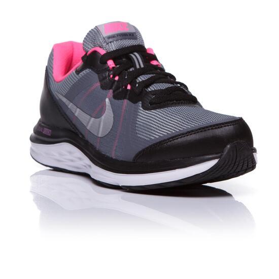 NIKE DUAL FUSION Zapatillas Running Negro Niña (36-38,5)