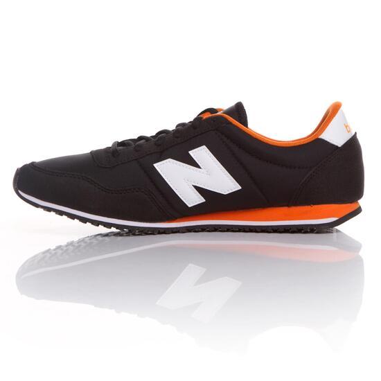 NEW BALANCE U396BO Zapatillas Sneakers Negro Hombre