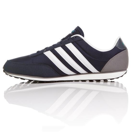ADIDAS V RACER Sneakers Casual Azul Marino Hombre