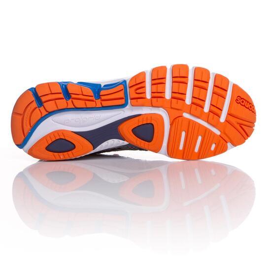 SAUCONY JAZZ 18 Zapatillas Running Plata Hombre