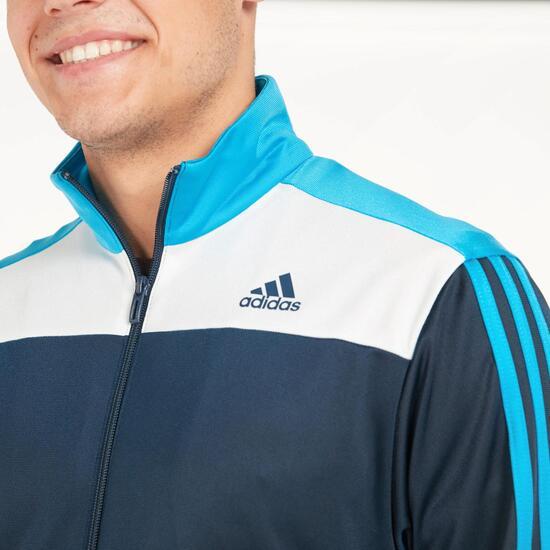 ADIDAS Chándal Azul Marino Hombre