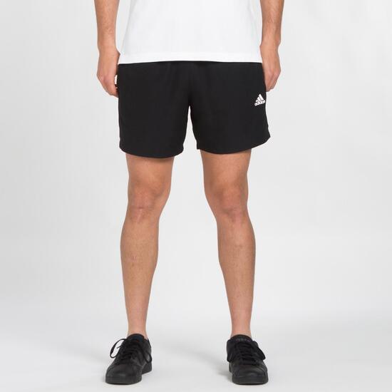 adidas Ess Chelsea Pantalón Corto Deporte Negro Hombre - NEGRO ... 86c4229419a7