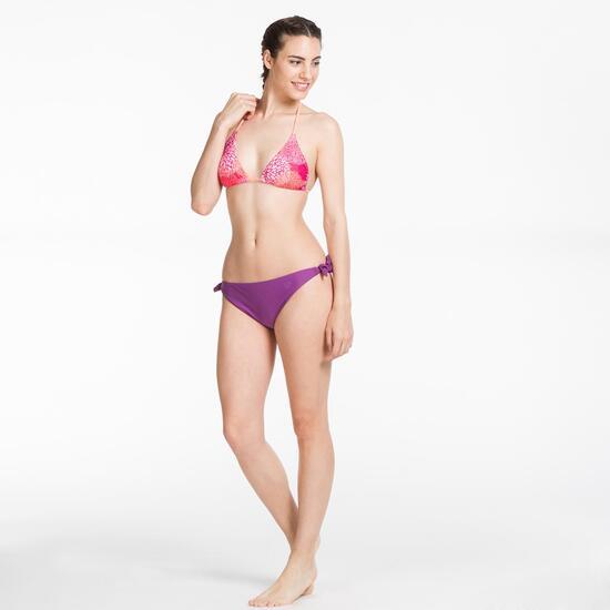 Top Bikini UP STAMPS Coral