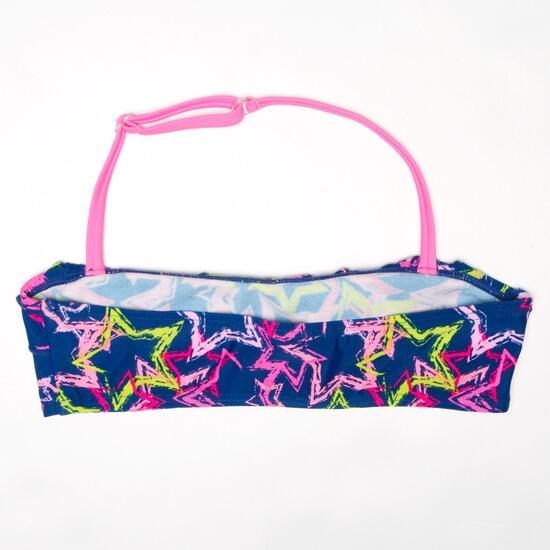 Top Bikini Bandeau UP Estrellas Niña (2-8)