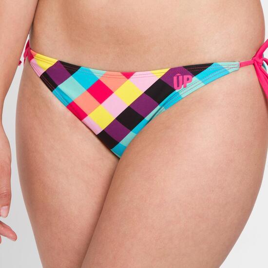 Braguita Bikini UP STAMPS Multicolor