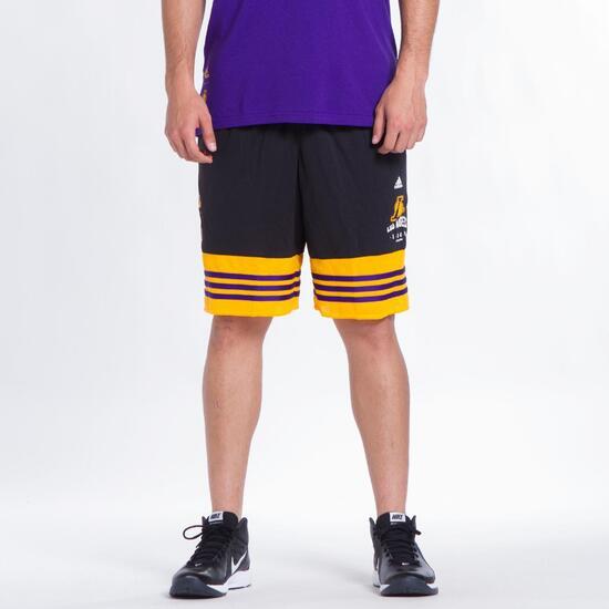 ADIDAS NBA Pantalón Baloncesto Lakers Hombre