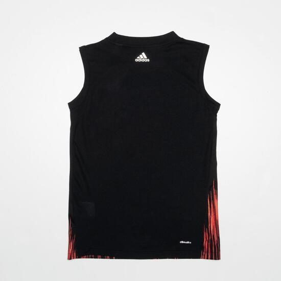 ADIDAS MESSI Camiseta Fútbol  Sin Mangas Niño (10-16)