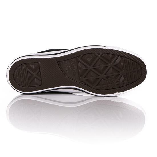 CONVERSE Zapatillas Lona Negro Mujer