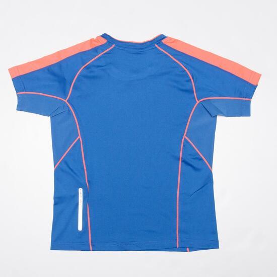 JOMA Camiseta Running Royal Niño (10-16)