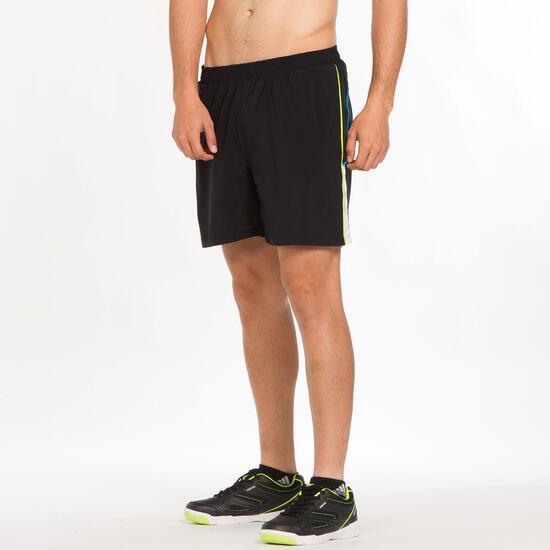 FILA BJORK Pantalón Corto Tenis Negro Hombre