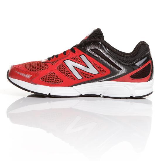 NEW BALANCE M460 Zapatillas Running Rojo Hombre