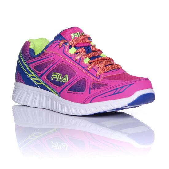 FILA OAKWOOD Zapatillas Running Fucsia Niña (36-39)
