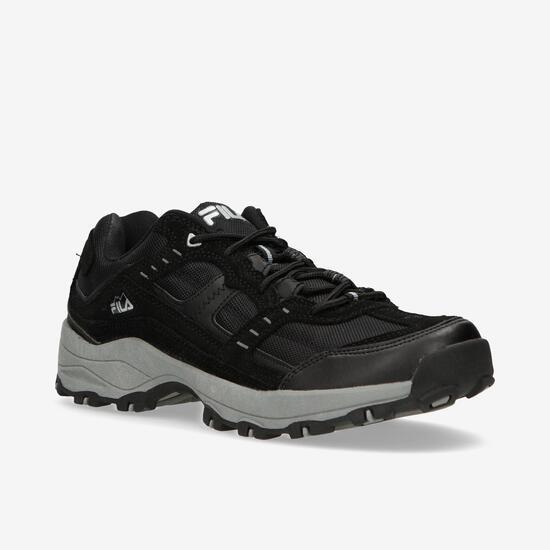 FILA COUNTRY Zapatos Montaña Negro Hombre