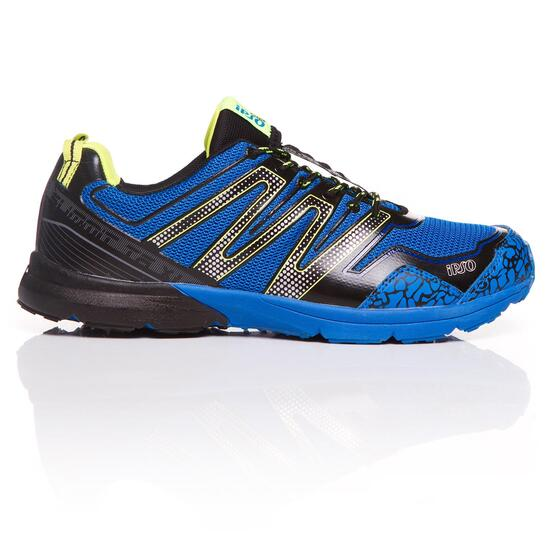 Zapatillas Trail IPSO KNUP SUMMIT Gris Hombre