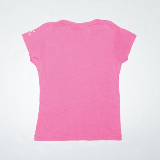 KELME Camiseta Fucsia Niña (10-16)