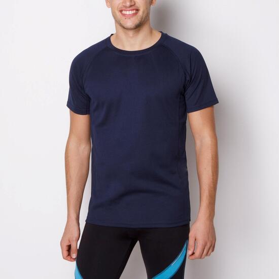 ROLY Montecarlo Camiseta Fútbol Marino Hombre