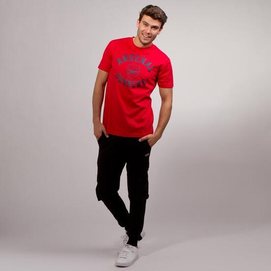 Camiseta Arsenal SOURCE LAB Rojo Hombre