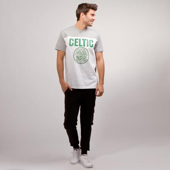 Camiseta Celtic SOURCE LAB Blanco Hombre