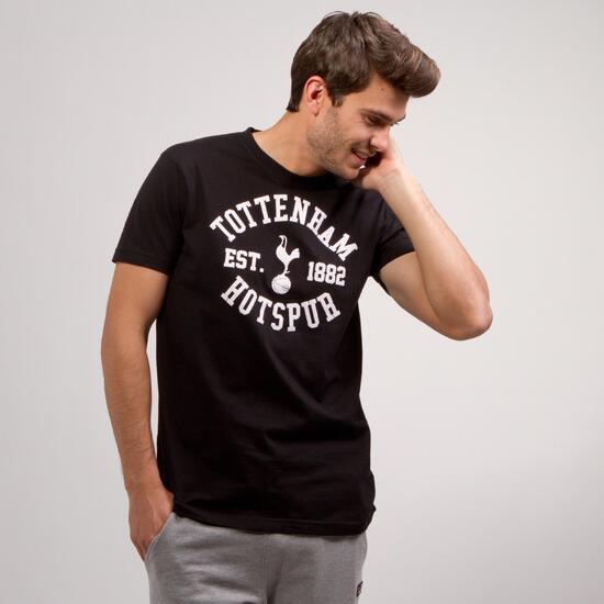 Camiseta Tottenham SOURCE LAB Negra Hombre