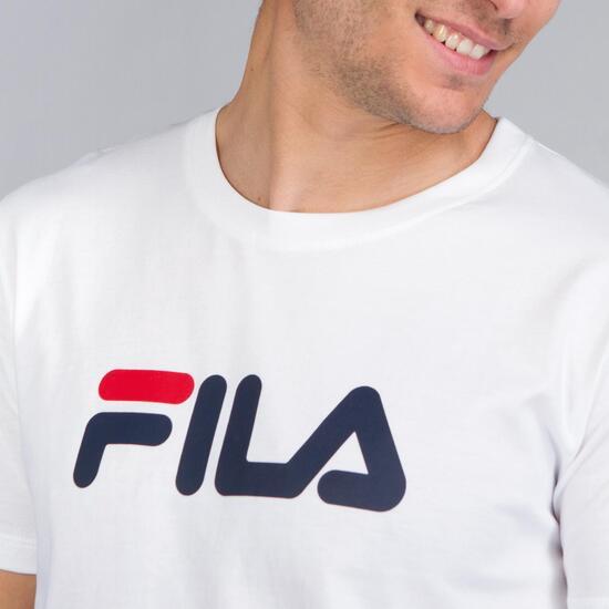 FILA EAGLE Camiseta Blanca Hombre