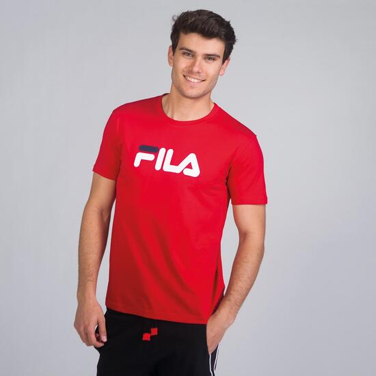 FILA EAGLE Camiseta Rojo Hombre