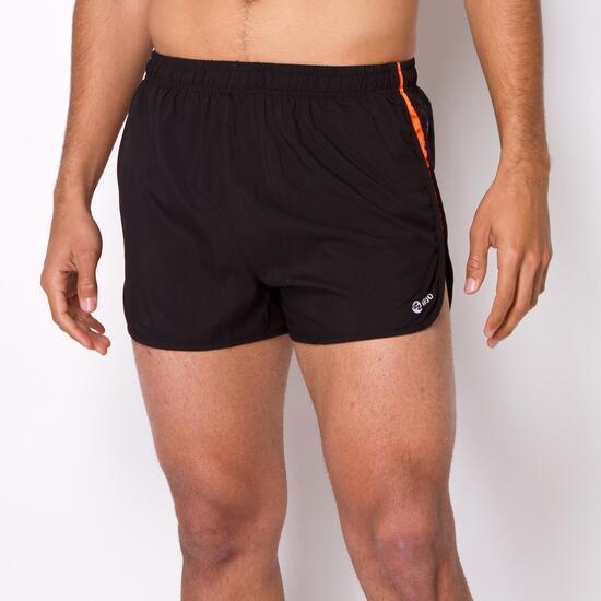 Pantalón Running IPSO COMBI Negro Hombre