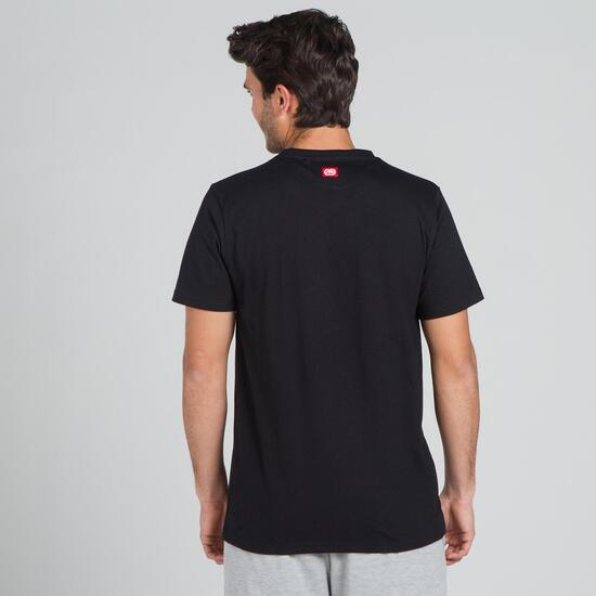 ECKO GRAFFITTI PAINT Camiseta Negra Hombre
