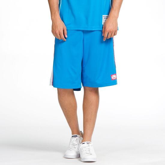 ECKO Pantalón Corto Azul Hombre