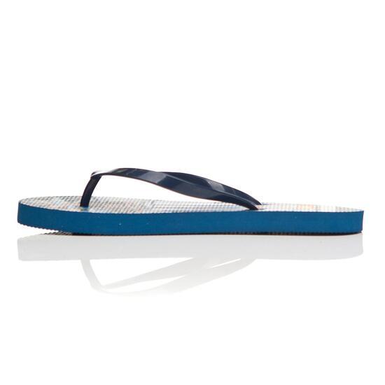 Chanclas Playa SILVER Azul Niño (36-39)