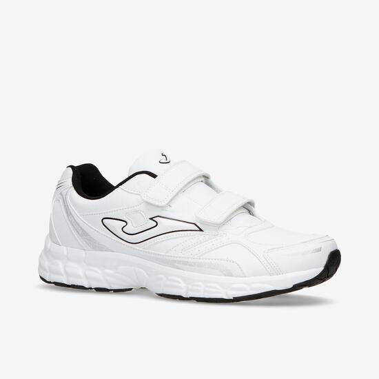 JOMA REPRISE Zapatillas Running Blancas Velcros Hombre