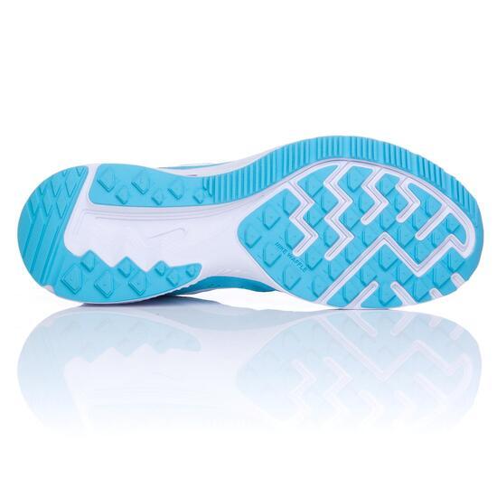 NIKE ZOOM WINFLO Zapatillas Running Azul Mujer