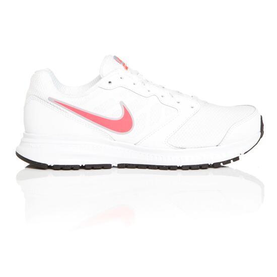 NIKE DOWNSHIFTER 6 Zapatillas Running Blanco Mujer