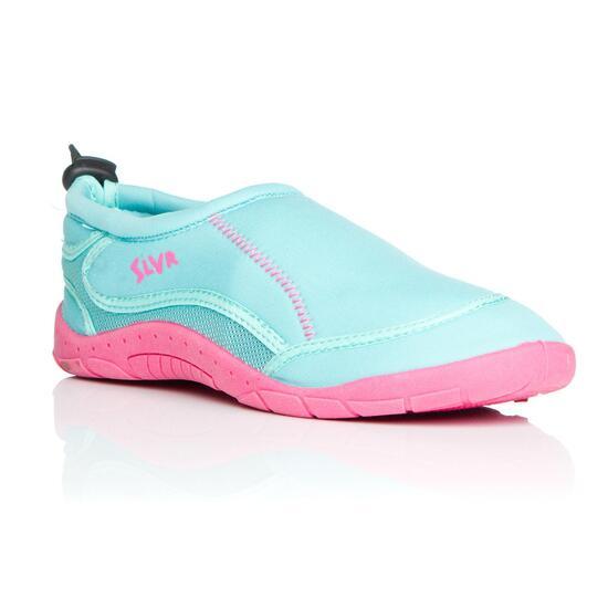 Aquashoes Turquesa SILVER Mujer