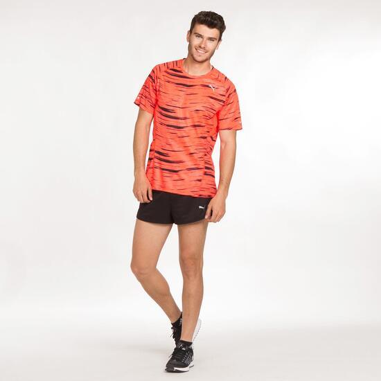 PUMA GRAPHIC Camiseta Naranja Hombre