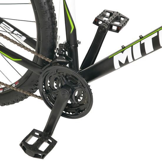 """Bicicleta Montaña MÍTICAL TIZONA 29"""" Negro"""