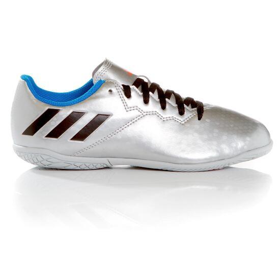 adidas Ace 16 In Botas Fútbol Sala Eurocopa Plata Azul Niño (36-38 9a9e6713ddd2a