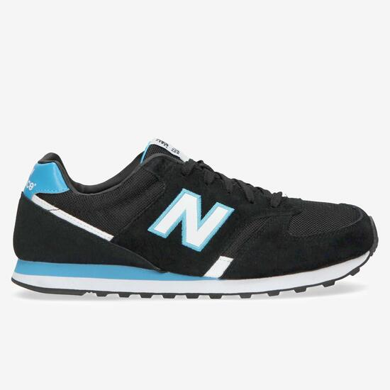 NEW BALANCE ML554 Sneakers Negras Hombre