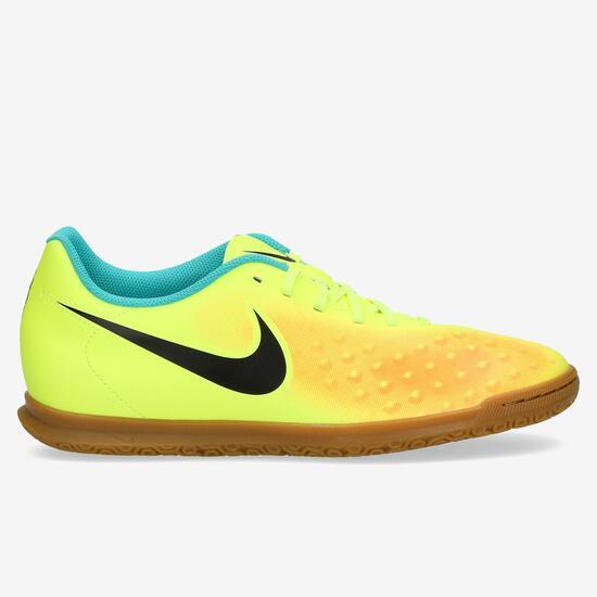 Nike Amarillo Hombre Magista Botas Fútbol Sala NaranjaSprinter W9HE2ID