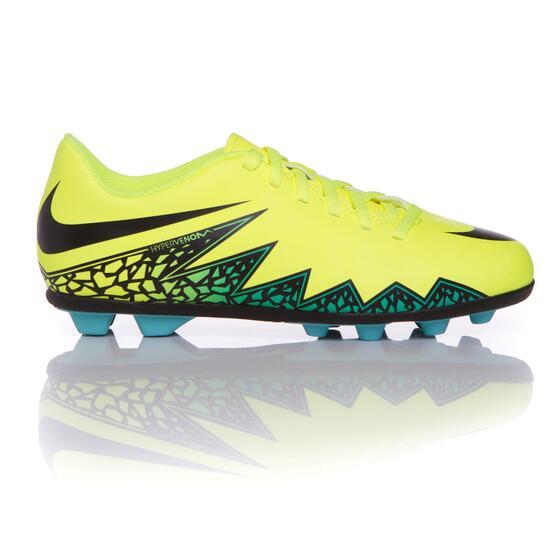 Nike Hypervenom Phade Ii Fg Neymar Botas Fútbol Tacos Niño (36-38 203ef9f8f9600