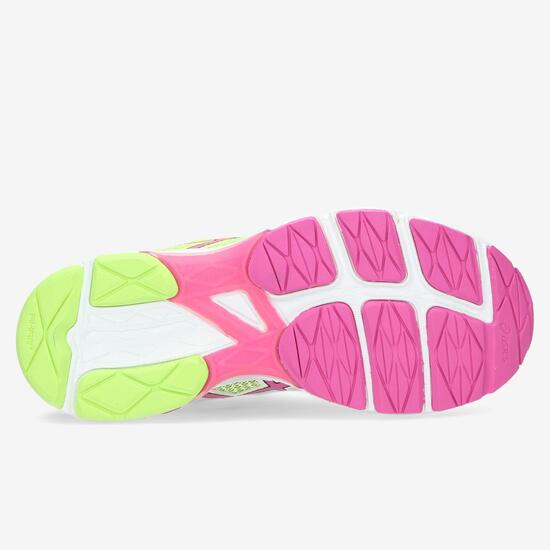 ASICS GEL PHOENIX 8 Zapatillas Running Amarillo Mujer