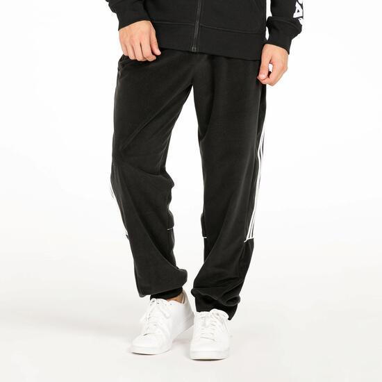 Pantalón Negro Adidas Sprinter Challenger Chándal Hombre BSZR5Uwqx