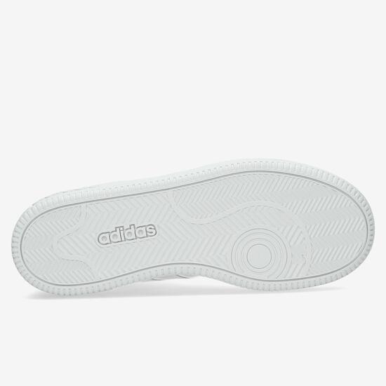 ADIDAS TEAM COURT Zapatillas Casual Blancas Niña (36,5-40)
