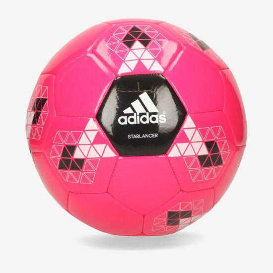 ADIDAS STARLANCER Balón Fútbol Fucsia