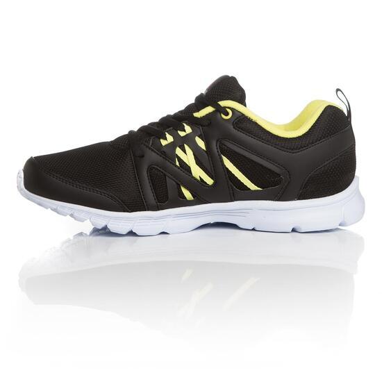 REEBOK Zapatillas Running Negro Amarillo Hombre